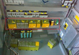 PNOZ safety relays uae supplier