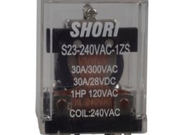 240V AC 30A Change Over Power Relay